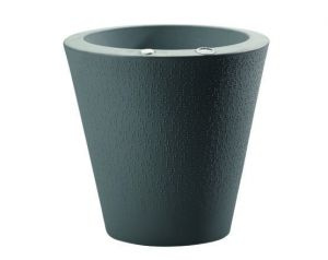Pinpoint Self-Watering Tapered Planter -Choose from 6 Colors and 3 sizes
