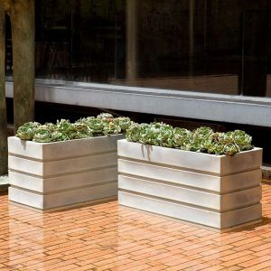 Elmhurst 36in. Rectangle Planter - Choose from 5 Colors