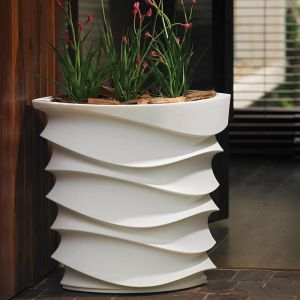 Expressions Contemporary Planter - Choose from 6 Colors