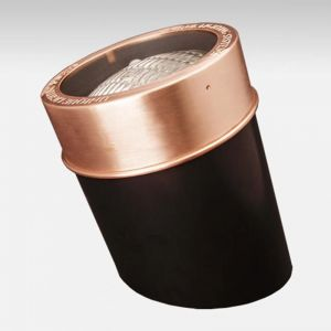 Gallant Low Voltage In Ground Well Light - Copper