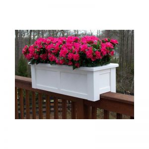 Hampton Rail Top Planters- on Sale!