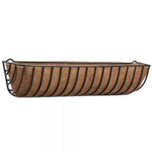 XL Waterbury Wall Trough Hayrack w/ Coco Liner -4 Sizes Available