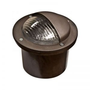In-Ground LED Well Light with Eyelid - 2 Finish Options