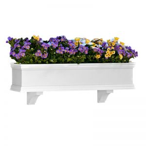 "Laguna Premier Window Box w/ ""Easy Up"" Cleat Mounting System"
