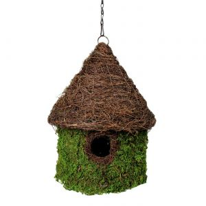 Large Bungalow Birdhouse