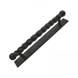 Las Bolas Pull Handle - Flat Black