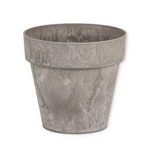14in. Lunar Round Flower Pot - Available in 2 Colors