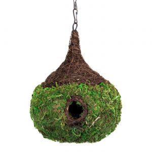 Medium Raindrop Birdhouse