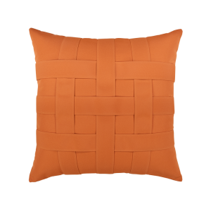 "Basketweave Pillows, 20""x20"" - 5 Colors Available"