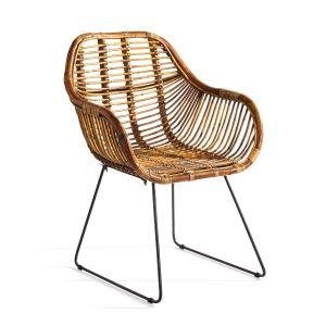 Panama Rattan Arm Chair