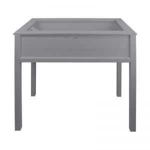 Tall Potting Table - Grey