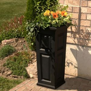 Presidential Tall Patio Planters - 4 Colors