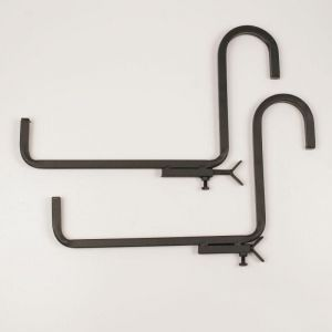 "Railing Shelf Bracket- 8 1/2"" Shelf - (Pair)"