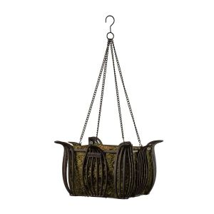 Square Laurelcrest Hanging Basket