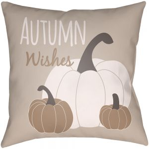 Autumn Wishes Outdoor Pillow