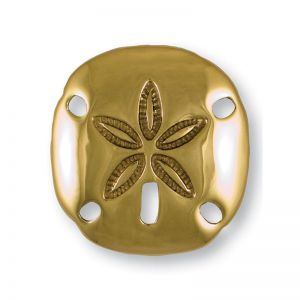 Sand Dollar Door Knocker