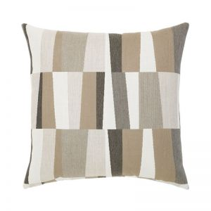 Strata Grigio Outdoor Rated Toss Pillow