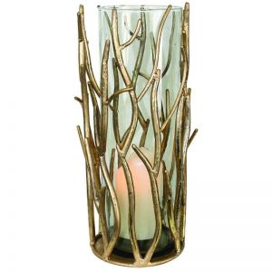 Twig Hurricane Candle Holder (3 Sizes)