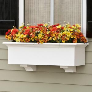 """XL Catalina Premier  Window Boxes w/ """"Easy Up"""" Cleat Mounting System"""