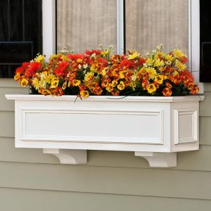 """XL Panel Premier Window Boxes w/ """"Easy Up"""" Cleat Mounting System- on Sale!"""