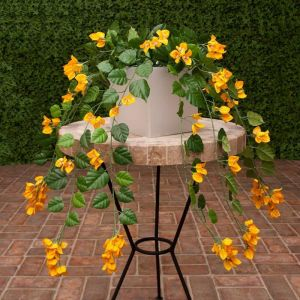 3' Yellow Fire Retardant Bougainvillea Bush