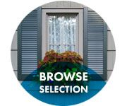 Browse our selection of Decorative Shutters