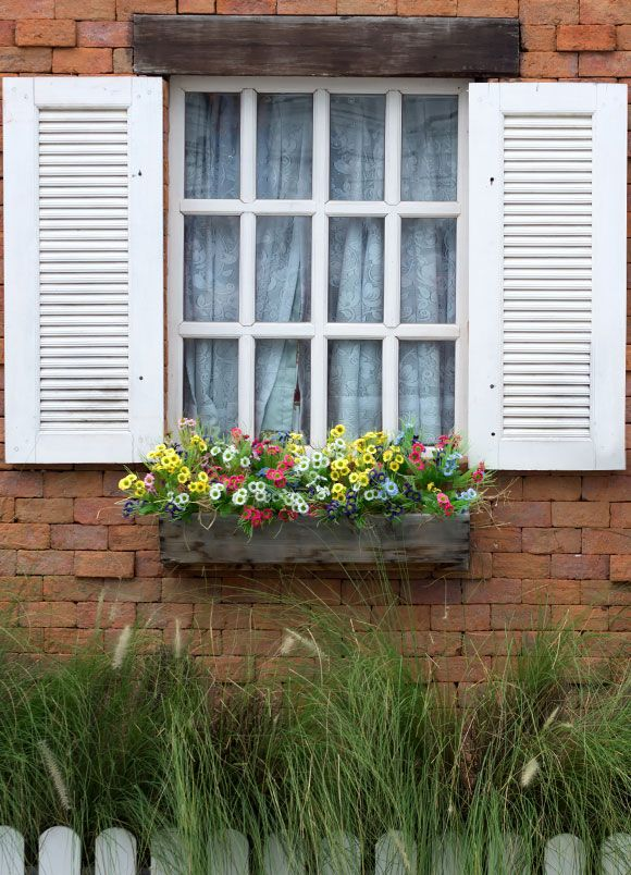 Functional or Decorative Shutters