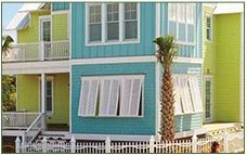 Bahama Outdoor Shutter