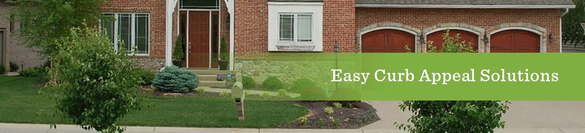 Easy Curb Appeal Solutions